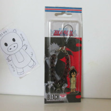 Bleach: Rukia Prisoner w/ Hell Butterfly Phone Charm