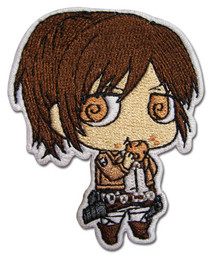 Attack on Titan SD Sasha Iron on Patch