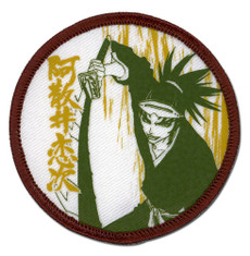 Bleach Renji Dull Color Iron on Patch