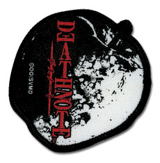 Death Note: Apple Iron on Patch