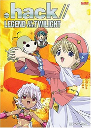 .hack//Legend of the Twilight - Vol. 3: End Game DVD