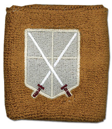 Attack on Titan: 104th Cadet Corps Sweatband