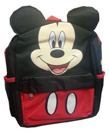 Disney: Mickey Mouse Ears Square (Mini Size) Backpack