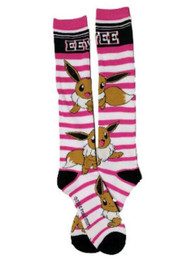 Pokemon: Eevee Tower Knee High Socks