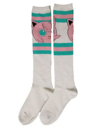 Pokemon: Jigglypuff Knee High Socks
