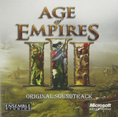Age of Empires III: Original Video Game Soundtrack CD