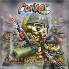 Conker: Live and Reloaded - Original Video Game CD (Soundtrack)