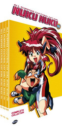 All Purpose Cultural Cat Girl Nuku Nuku TV Complete Collection Box Set DVD