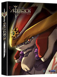 Aquarion Season 1 Part 2 DVD (Thin-Pak)