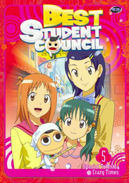 Best Student Council: Special Talents, Crazy Times Vol. 05 DVD
