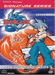 Beyblade: Bladebreakers Vol. 02 DVD (Geneon Signature Series)