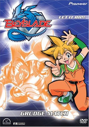 Beyblade: Grudge Match Vol. 05 DVD