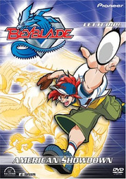 Beyblade: American Showdown Vol. 06 DVD