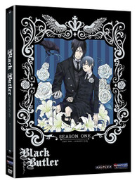 Black Butler Season 1 Part 2 DVD