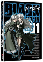 Black Lagoon: Second Barrage Vol. 1 DVD
