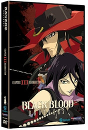 Black Blood Brothers Vol. 03 DVD
