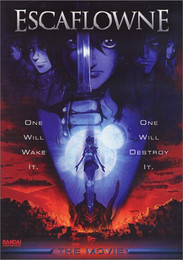 Escaflowne The Movie DVD