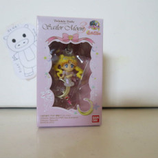 Sailor Moon Twinkle Dolly Series 3 Princess Serenity & Moon Stick Phone Charm Strap Figure