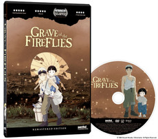 Grave of the Fireflies DVD (Remastered Edition)