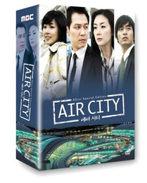 Korean TV Drama Air City DVD Box Set (US Version)