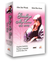 Korean TV Drama Goodbye My Love Complete Box Set DVD