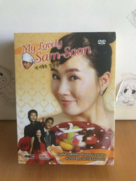 Korean TV Dram My Lovely Sam-Soon Box Set DVD (US Version)