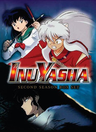 InuYasha Season 2 Box Set Deluxe Edition DVD (Limited Edition)