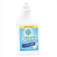 Nature Clean Toilet Bowl Cleaner 33.fl.oz