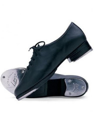 Leo Adult Giordano Tap Shoes (Black)
