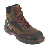 "Wolverine Men's Overman 6"" Carbonmax Waterproof EH Work Boot"