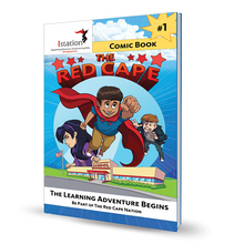 Istation Comic Book (Pack of 10)
