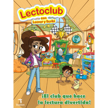 Lectoclub Poster