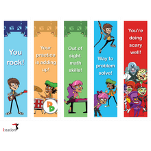 Download - Math Motivational Bookmark