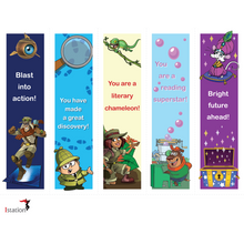 Download - Reading Motivational Bookmark