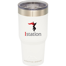 30oz. Arctic Zone® Titan Thermal Tumbler - White