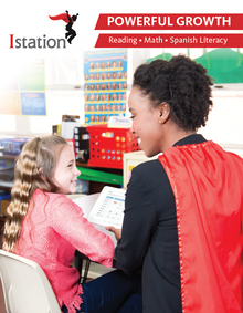 NEW Istation Pocket Folder (Pack of 50)