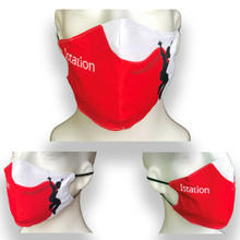 Custom Istation Face Mask