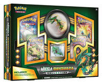 Mega Rayquaza Figure Box En Gift Set Pokemon