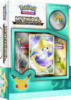 Mythical Jirachi Box Pokemon