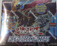 High Speed Riders Booster Yu-Gi-Oh