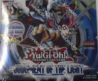 Judgment of the Light 1st ED Booster Yu-Gi-Oh