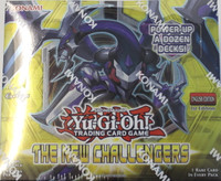 The New Challengers 1st ED Booster Yu-Gi-Oh