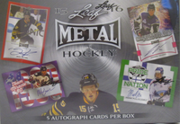 2015-16 Leaf Metal (Hobby) Hockey