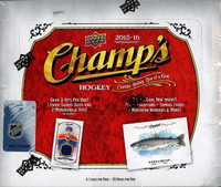 2015-16 Upper Deck Champs (Hobby) Hockey