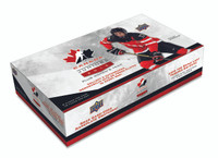 2015-16 Upper Deck Team Canada Juniors Hockey