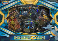 Kingdra EX Box Gift Set Pokemon