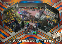 Lycanroc GX Box Gift Set Pokemon