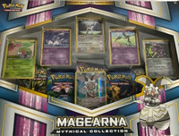 Magearna - Mythical Collection Box Pokemon