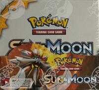 SM1 Sun & Moon Booster Pokemon