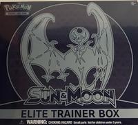 Sun & Moon SM1 Elite Trainer Box Pokemon